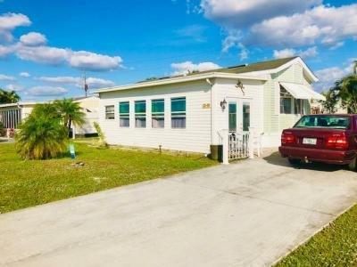 Mobile Home at 25501 Trost Blvd Lot 12-19 Bonita Springs, FL 34135