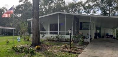 Mobile Home at 348 Raintree Circle Deland, FL 32724