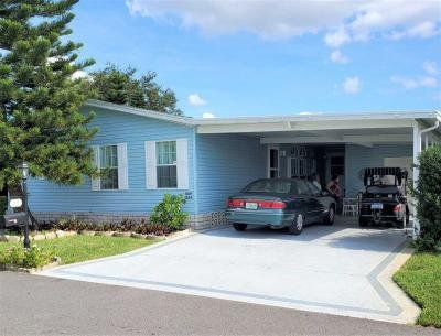 Mobile Home at 1324 Las Brisas Lane Winter Haven, FL 33881