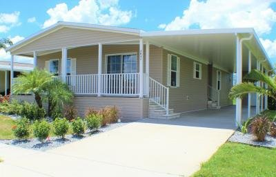 Mobile Home at 2631 Pier Drive Ruskin, FL 33570