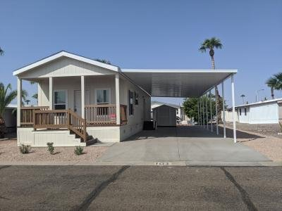Mobile Home at 8600 E. Broadway Rd, Lot 101 Mesa, AZ 85208