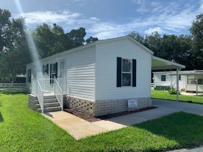 Mobile Home at 807 East Colonial Circle Daytona Beach, FL 32117