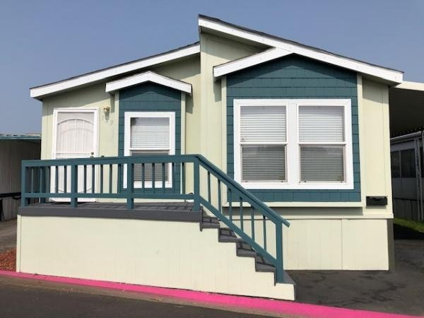 2002 Pam Harbor Mobile Home For Sale