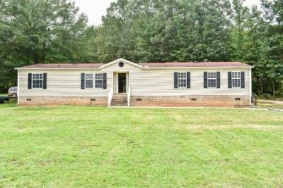 Mobile Home at 1020 Nottingham Rd Alpine, AL 35014