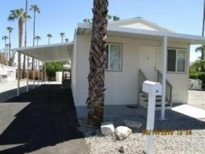 Mobile Home at 89 Sand Creek Cathedral City, CA 92234