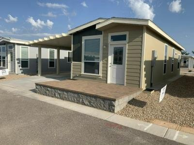 Mobile Home at 8865 East Baseline Rd, #0448 Mesa, AZ 85209