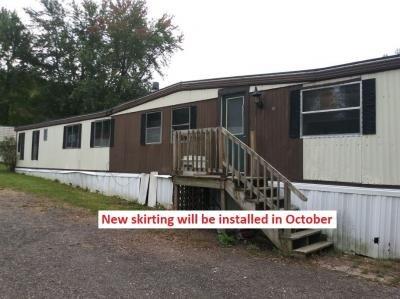 Mobile Home at 405 Bertram St, Trailer 9 Marion, WI 54950