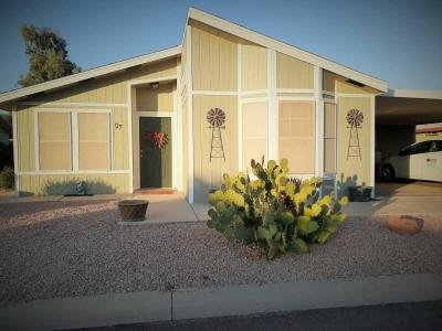 Mobile Home at 8500 E Southern Ave #97 Mesa, AZ 85209