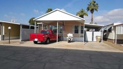 Mobile Home at 8780 E Mckellips Rd #554 Scottsdale, AZ 85257
