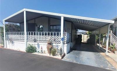 Mobile Home at 1540 Trenton Ave Orange, CA 92867