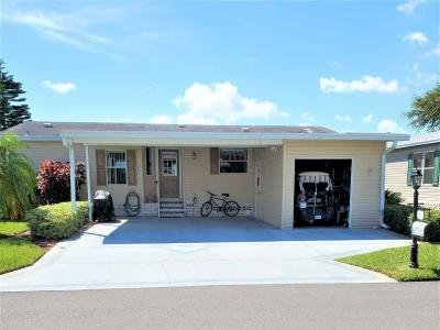 Mobile Home at 1808 Belfry Lane Winter Haven, FL 33881