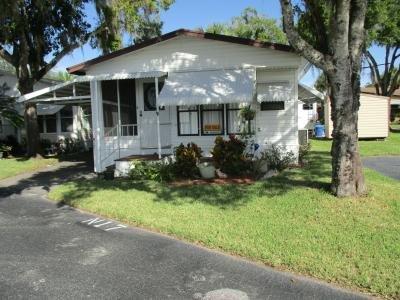 Mobile Home at 5100 60Th Street East N-17 Bradenton, FL 34203