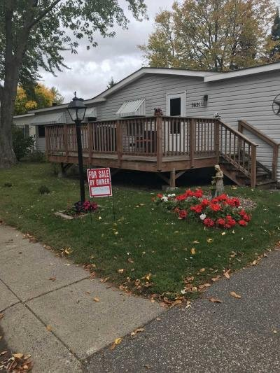 Mobile Home at 3621 91St Court Ne Circle Pines, MN 55014
