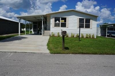 Mobile Home at 40 Spanish Way Port Saint Lucie, FL 34952