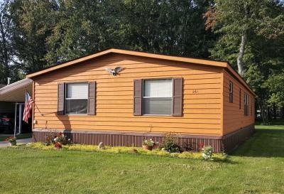 Mobile Home at 261 Twin Lake Drive Elyria, OH 44035