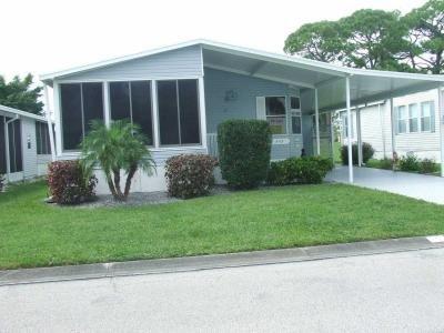 Mobile Home at 449 Bimini Cay Circle Vero Beach, FL 32966