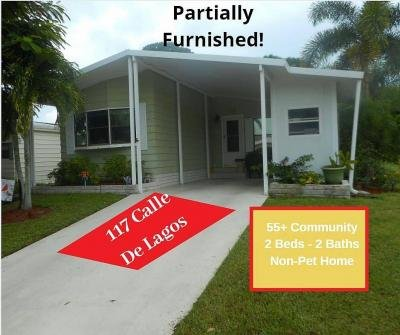 Mobile Home at 117 Calle De Lagos Fort Pierce, FL 34951