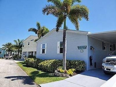 Mobile Home at 39 South Harbor Drive Vero Beach, FL 32960