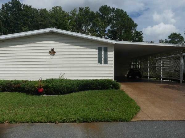1993 Fleetwood Mobile Home For Rent