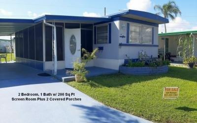 Mobile Home at 4000 24Th Street North, Lot 1222 Saint Petersburg, FL 33714