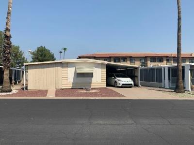 Mobile Home at 303 S. Recker Rd. Lot 16 Mesa, AZ 85206