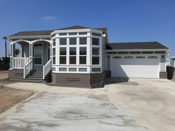 2017 Silvercrest KB-62 Mobile Home