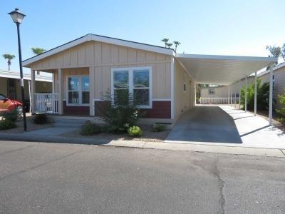 Mobile Home at 10960 N 67Th Avenue #105 Glendale, AZ 85304