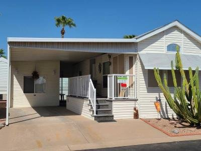 Mobile Home at 1452 S Ellsworth Rd #246 Mesa, AZ 85208