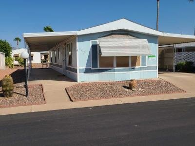 Mobile Home at 834 S. Meridian #157 Apache Junction, AZ 85120