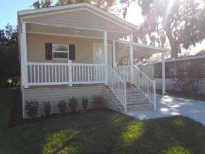 Mobile Home at 1703 Magnolia Ave, Lot #b-17 South Daytona, FL 32119