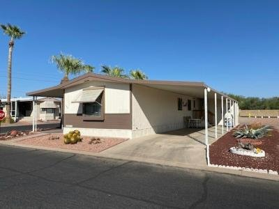 Mobile Home at 11101 E University Dr, Lot #155 Apache Junction, AZ 85120