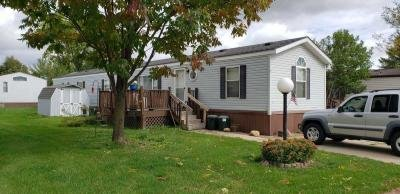 Mobile Home at 17 Apollo Place Iowa City, IA 52240