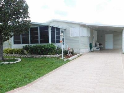 Mobile Home at 363 Tropical Isles Circle Fort Pierce, FL 34982