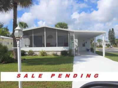 Mobile Home at 164 Dusky Sparrow Drive Vero Beach, FL 32966