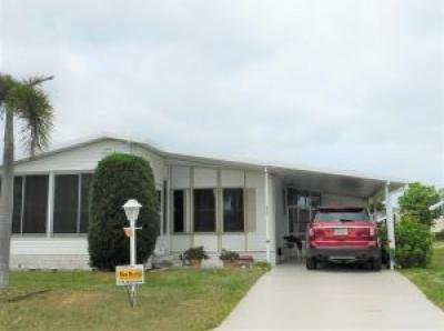 Mobile Home at 515 Tropical Isles Cir Fort Pierce, FL 34982
