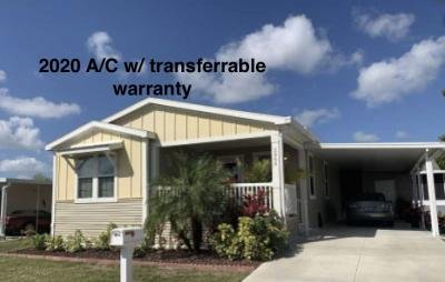 Mobile Home at 3845 Edam Street Sarasota, FL 34234