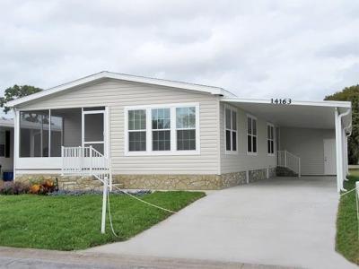 Mobile Home at 14163 Pebble Beach Blvd. Orlando, FL 32826