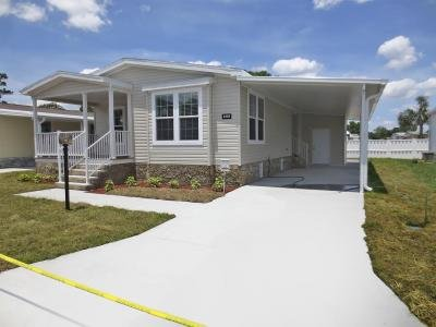 Mobile Home at 2448 Boca Way Place Melbourne, FL 32904