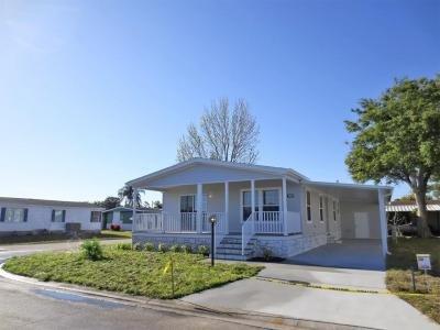 Mobile Home at 2311 Lakes Of Melbourne Dr. Melbourne, FL 32904