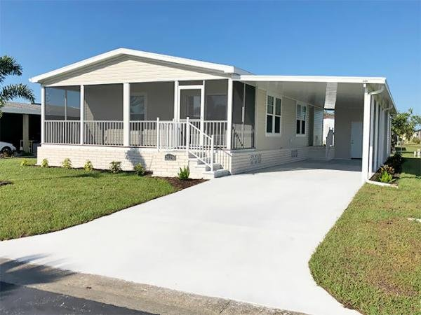 2019 Skyline Silver Springs Premier LE 5029 Manufactured Home