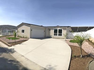 Mobile Home at 2239 Black Canyon Rd., #110 Ramona, CA 92065