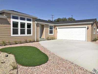 Mobile Home at 2239 Black Canyon Rd., #112 Ramona, CA 92065