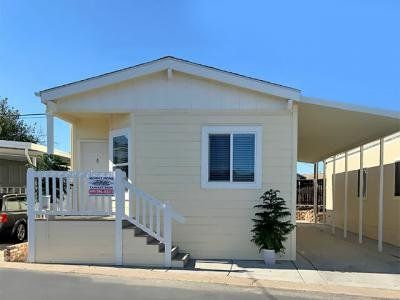 Mobile Home at 8545 Mission Gorge Road #334 Santee, CA 92071