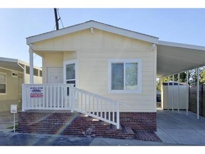 Mobile Home at 8545 Mission Gorge Road #112 Santee, CA 92071