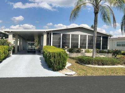 Mobile Home at 19622 Woodfield Circle  #117 North Fort Myers, FL 33903