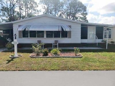 Mobile Home at 19486 Omega Road  #220 North Fort Myers, FL 33903