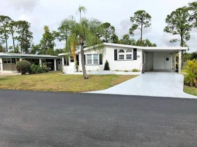Mobile Home at 11325 N Carolina Dr Bonita Springs, FL 34135