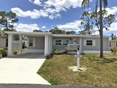 Mobile Home at 19589 Woodfield Circle  #100 North Fort Myers, FL 33903