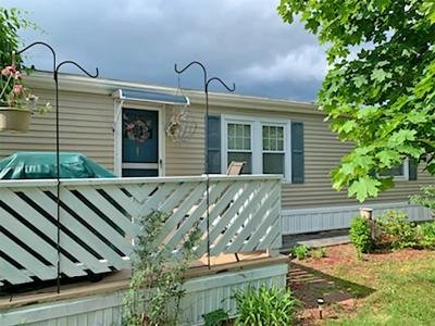 Mobile Home at 41 Wright Way Coventry, RI 02816