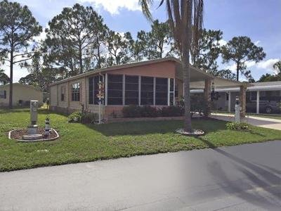 Mobile Home at 19773 Cottonfield Rd. #456 North Fort Myers, FL 33903